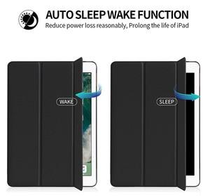Чехол для планшета Huawei MediaPad T5 10 AGS2-L09/W09/L03 чехол-подставка из искусственной кожи для Huawei T5 10,1 защитный чехол