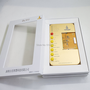 Image 3 - 6 in 1 For iphone 6S 6S plus 7 7plus 8 8plus Touch Screen Tester Box with Test Board LCD Tester Box Tools