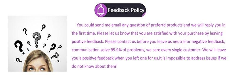 3)feedback