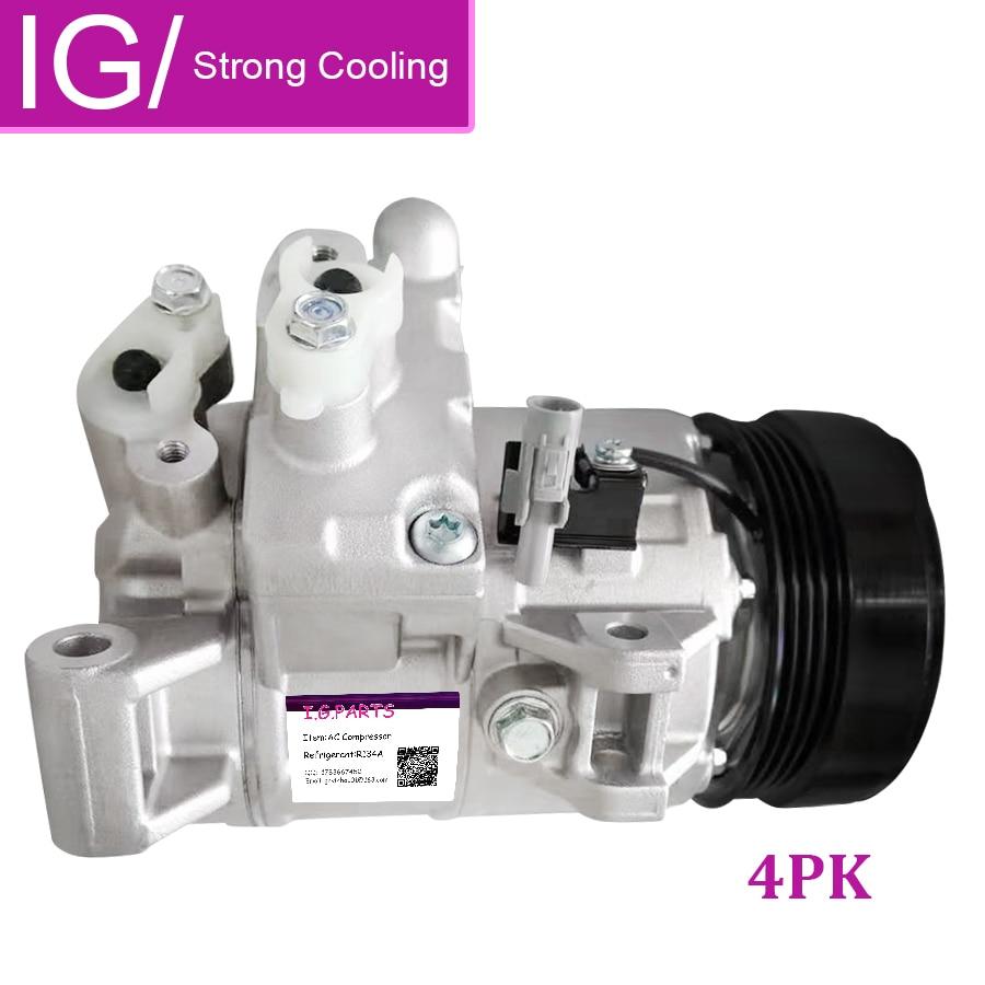 Автомобильный AC компрессор для автомобиля SUZUKI GRAND VITARA II 2,0 2005 95200-64JB0 95200-64JB1 9520164JB0 9520064JB1