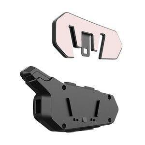 Image 5 - Motocykl BT domofon z radiem FM kask zestaw słuchawkowy BT wodoodporny uniwersalny System komunikacji dla ATV motor terenowy motocykl