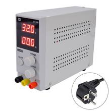 Pantalla LED de 10 a 30V regulador de conmutación ajustable fuente de alimentación CC K3010D Kits S2PC