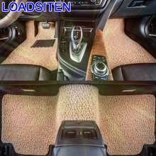 Accessories Automovil Accessory Auto Decorative Styling Decoration Modified Modification Car Carpet Floor Mats FOR Mazda 6