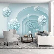 Wellyu – papier peint 3d sur mesure, tapisserie d'interieur