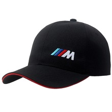 Men Fashion Cotton Car logo M performance Baseball Cap hat f