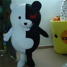 Костюм талисмана медведя; Карнавальный пушистый костюм; Вечерние