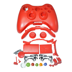 Image 5 - Wireless Game Controller Hard Case Gamepad Protective Shell Cover Full Set With Buttons Analog Stick For XBox 360