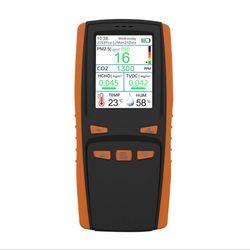 Jakości powietrza Monitor dla PM2.5 PM10 cząstek CO2 wilgotności temperatury