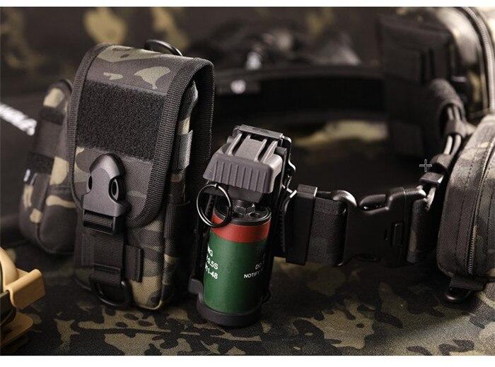 Protector επιχειρησιακή στρατιωτική ζώνη σε ποικιλία παραλλαγών msow
