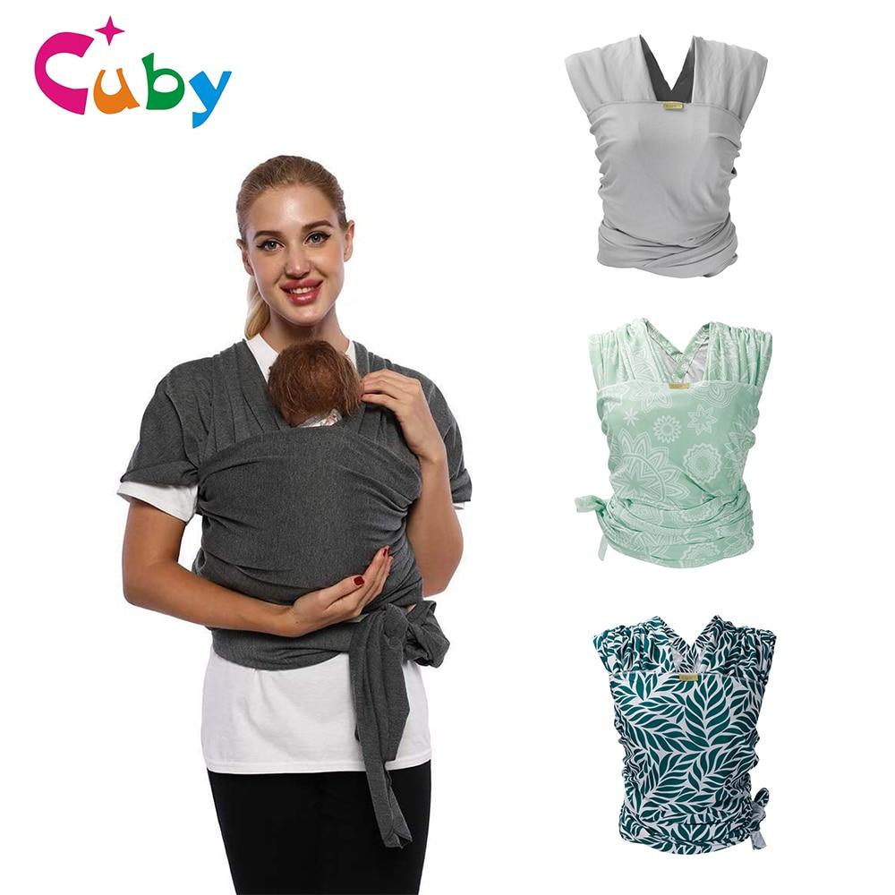 Baby Carrier Sling For Newborns Sling Ring Ergo Backpack Wrap Baby Kangaroo Manduca Infant  Breathable  Baby Holder