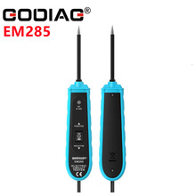 Alle Zon EM285 Auto Elektrische Circuit Tester Automotive Tools 6 24V Dc Alle Zon EM285