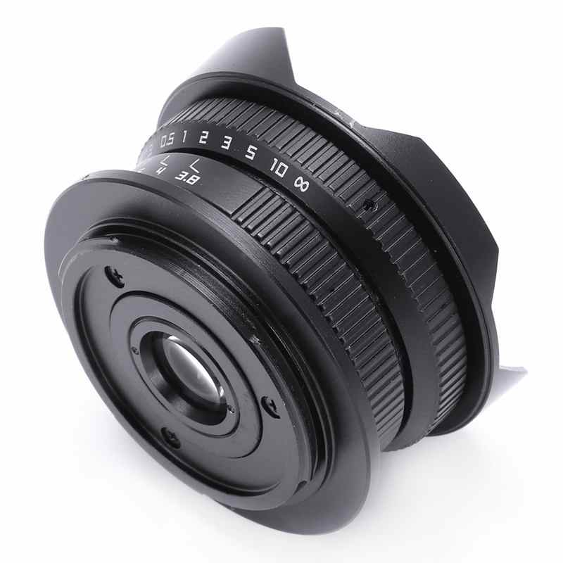 8mm f3.8 manual grande angular fisheye lente para olympus panasonic m43 mft omd em5
