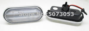Image 3 - 2PCS Led Dynamic Side Marker Turn Signal indicator Light Sequential Blinker for VW Bora Golf 3 4 Passat Vento T5 Polo SB6 Sharan