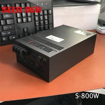 S-800W 12V 15V 18V 24V 36v 48V 800 watt 16.5a industrial switching power supply /800w psu