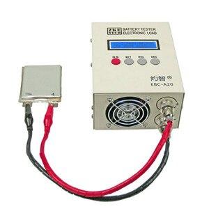 Image 4 - Probador de batería de EBC A20 30V 85W, probador de capacidad de batería de litio/ácido de plomo, carga electrónica, Control de Software de PC