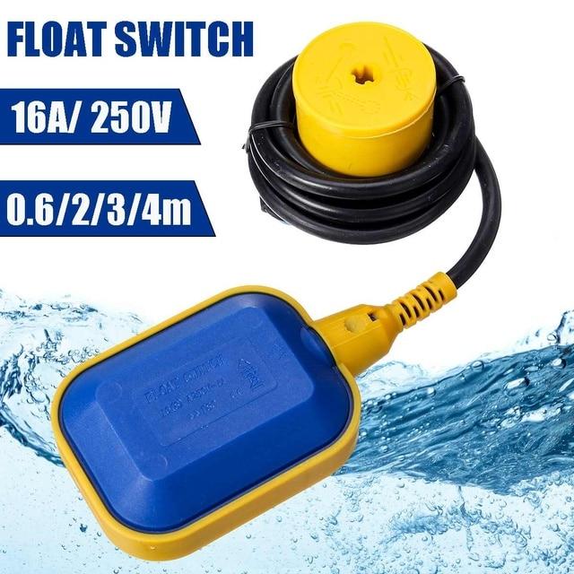 2M 3M 4M Controller Float Switch Liquid Switches Liquid Fluid Water Level Float Switch Controller Contactor Sensor