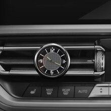 Reloj con logotipo para salpicadero de coche, Clip de salida de ventilación, decoración para Honda Dio Crv Civic 2006 2011 Del Sol CR-V CRV CR V Accord Fit
