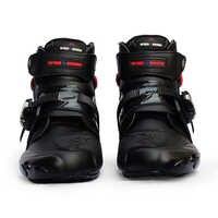 Motorcycle Boots Biker Waterproof Speed Motocross Racing Shoes Men/Women Soft Non-slip Protective Motorbike Riding botas moto