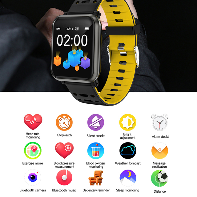 HD Screen Perfect Gift Smartwatch 3
