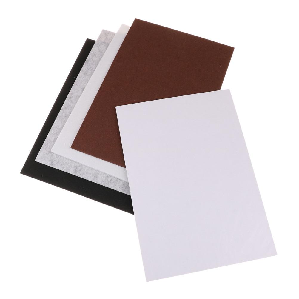1PCS 30x21cm Self Adhesive Square Felt Pads Furniture Floor Scratch Protector DIY Furniture Accessories