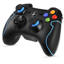 2.4G Wireless Gamepad For Android /Windows PC/TV BOX/ PS3 Controller For TV Box Android Phone PC Support Dual Vibration Joystick lefant g6 wireless bluetooth gamepad joystick controller for android smartphone tablet vr pc tv box ps3