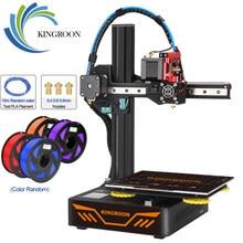 Kingroon KP3S 3D Printer Hoge Precisie Afdrukken Verbeterde Diy 3d Printer Kit Touch Screen Pringting Maat 180*180*180Mm