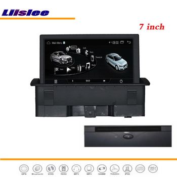 Car Android Multimedia For Audi A1 8X 2010~2014 2015 2016 2017 Stereo Video Radio CD DVD Player GPS Navigation HD Screen System