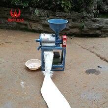 Professionale bianco macchina di farina di Grano Core Farina Bran-la rimozione di farina mill grinder farina Raffinata Grano peeling mulino Ultrafine