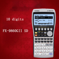 Fx 9860gii Engineering Drawing Surveying Programming Graphic Certification Bluetooth Version Road Star Program Software Computer|Calculators| |  -