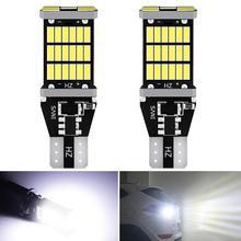 2x canbus t16 t15 921 w16w led lâmpada do carro backup luzes reversas para hyundai tucson 2017 creta kona ix35 solaris acento i30 elantra