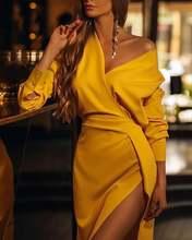 2020 женское элегантное модное вечернее платье стильное коктейльное