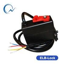 Электромеханический электромагнитный замок el elb evse ev с