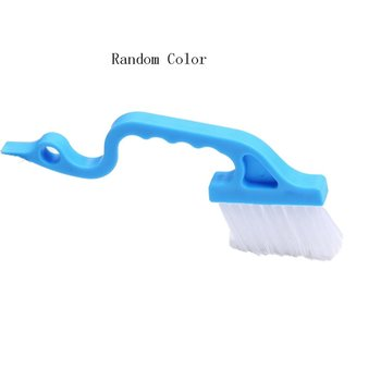 Swan Shape Cleaning Trench Doors Windows Gap Kitchen And Toilet Air-Conditioning Brush Household Cle