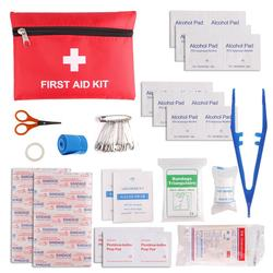13 Kinds/Pack Emergency Kits First Aid Kit Pouch Bag Travel Sport Rescue Medical Treatment Outdoor Hiking Camping First Aid Kit