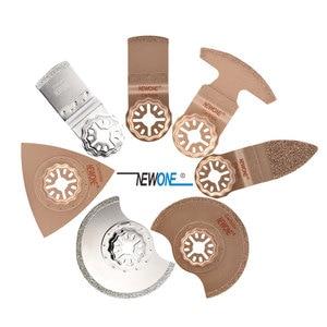 Image 1 - STARLOCK Type One piece NEWONE E cut Circular Carbide and Diamond Oscillating Multi Tool Saw Blades Triangle Rasp
