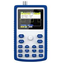 Digital Oscilloscope FNIRSI-1C15 Testing-Tool Rechargeable Bandwidth 400V -734 110M Eu-Plug
