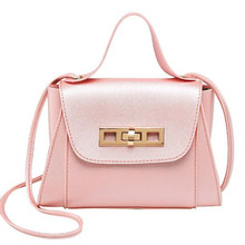 Women  PU Leather Small handbags female Crossbody Shoulder B