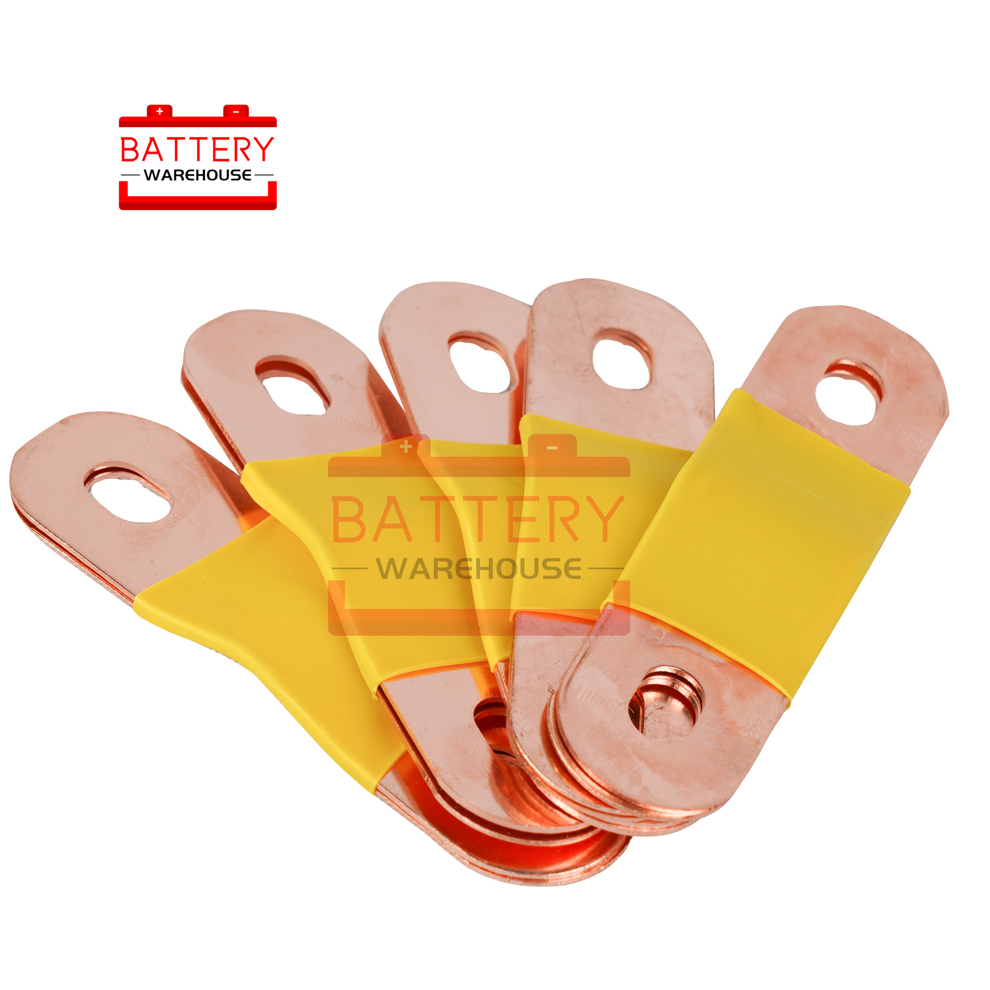 Copper Bus Bar cell to cell For <font><b>lithium</b></font> 3.7V CATL 3.2V 3.7V <font><b>12V</b></font> 24v 48V lifepo4 <font><b>battery</b></font> 100AH 120AH <font><b>150AH</b></font> 200AH 300AH 400AH image