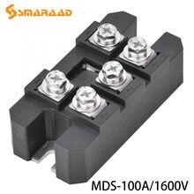 Mds 100a 1600v регулятор для ветряных генераторов 3 фазный модуль
