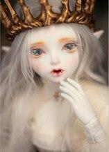 Bjd Sd Pop 1/4 Hwayu Minifee Verjaardagscadeau Hoge Kwaliteit Jointed Doll Speelgoed Gift Doll Model Naakt Collection