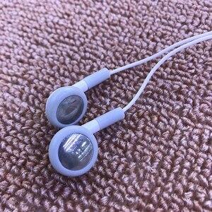 Image 3 - 10 stücke 3,5mm Verdrahtete kopfhörer flache ohr Mini stereo bass musik kopfhörer für huawei/xiaomi universal sport ohrstöpsel heißer verkauf