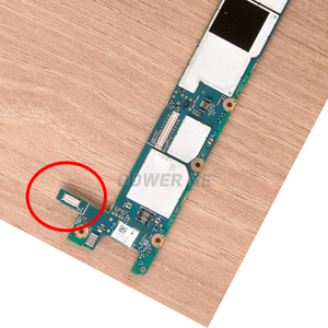 Image 2 - 5Pcs/Lot On Motherboard Charger Port Charging Dock Flex Cable FPC Connector Plug For Sony Xperia XZ Premium G8142 G8141 XZP