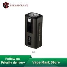 Новые оригинальные паровые жаждут адронный 220 YIHI chip Box Mod Мощность по 21700 Батарея Max 200W огромный Мощность электронные сигареты по Vs перетащите 2/титановый мод