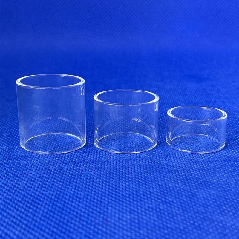 Vaptio Cosmo Tyro SOLO 2 Kit OFRF Gear Nexmesh sub ohm Tank Replacement Normal Bulb Glass Tube 2ml 3.5ml 4ml 5.5ml 6ml 5
