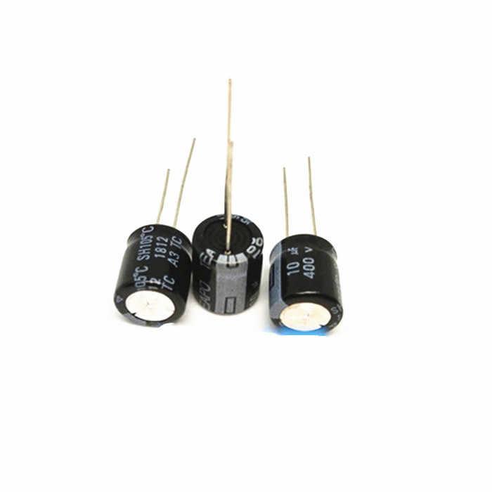 20PCS 470uF 16V 105C 8×12mm 8mm×12mm Radial Electrolytic Capacitors NEW