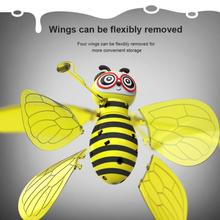 RC Flying  Aircraft Bee  Plane  Remote Control Toy  Electronic Aircraft  Mini Helicopter  Kids Toys акриловая ванна cezares plane solo mini plane solo mini 160 70 42 160x70