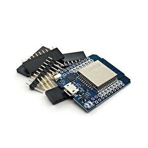 Image 5 - D1 미니 ESP32 ESP 32 WiFi + 블루투스 인터넷 사물 개발 보드 기반 ESP8266 완전 기능