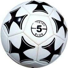 Бесшовный мяч из ПВХ 5 # для студентов детей футбола тренировок