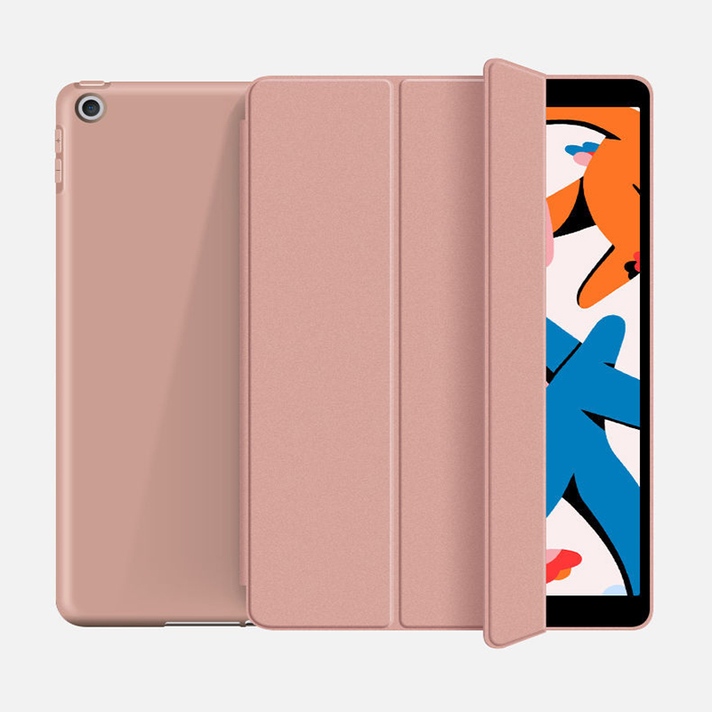 Rose gold White For iPad 10 2 inch 8th 2020 model A2270 Tablet Case for iPad 10 2 inch