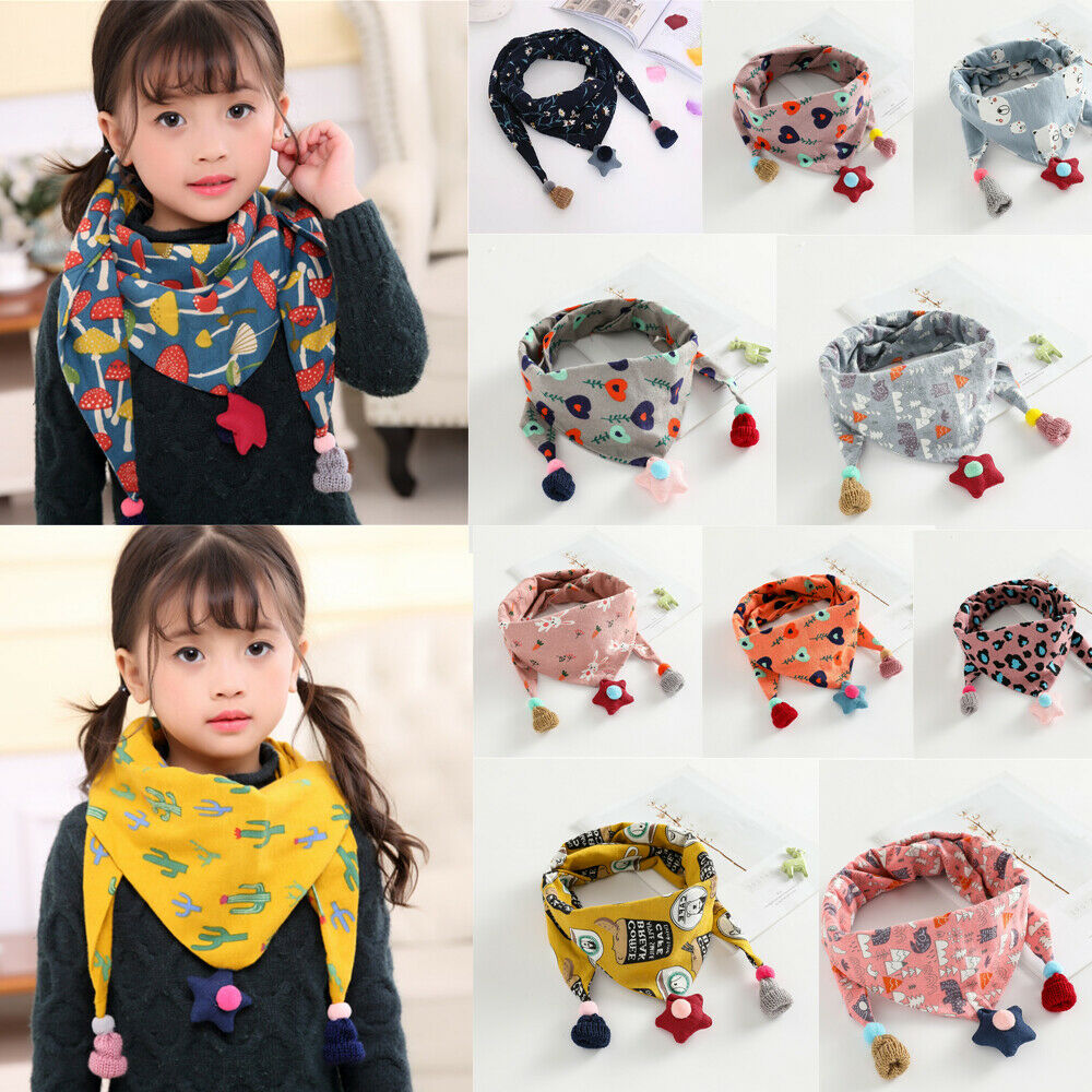 New  20 Colors Autumn Winter Warm Baby Kids Boys Girls Neck Scarves Baby Scarf Children Shawl Scarf